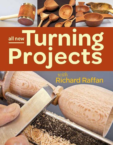 All New Turning Projects with Richard Raffan