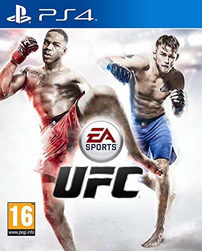 EA Sports UFC Sony Playstation 4 PS4 Game UK