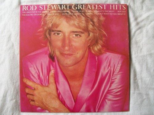 ROD STEWART Greatest Hits LP 1979