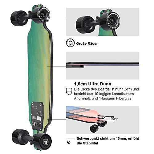 Elektro Skateboard Teamgee H8 mit Fernbedienung Bild 2*
