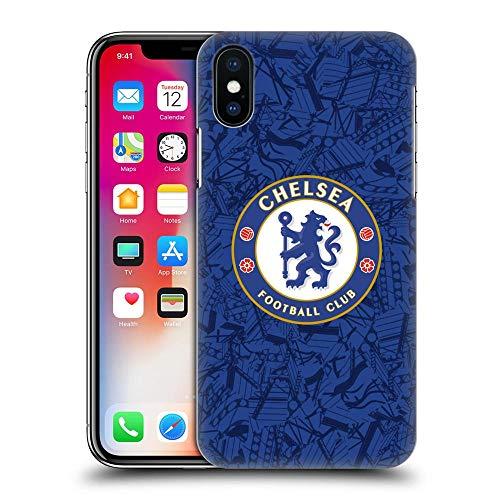 CHELSEA FC チェルシーFC - Home ハード case/iPhoneケース 【公式/オフィシャル】