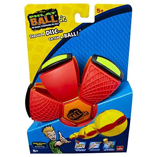 Goliath Sports Phlat Ball Jr Orange / Red