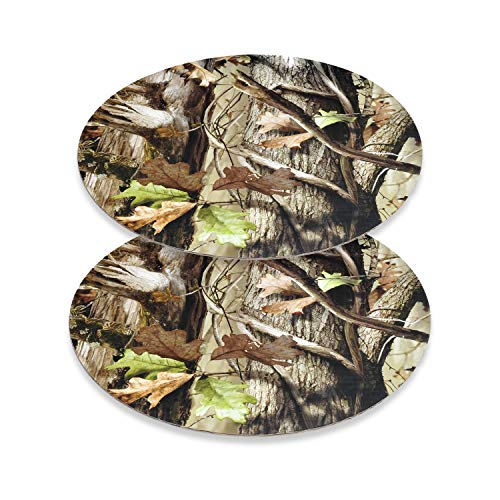 Havercamp Next Camo Party Cake Boards   2 Count   Great for Great for Hunter Themed Party, Camouflage Motif, Birthday Event, Graduation Party, Father's Day Celebration