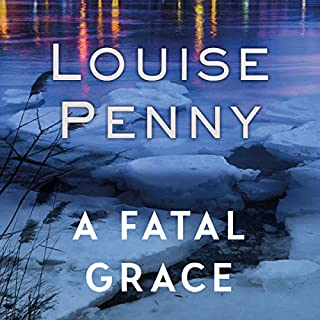 A Fatal Grace cover art