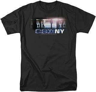 New York Subway - CSI: New York Adult T-Shirt