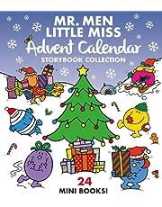 Mr Men Little Miss Advent Calendar Story