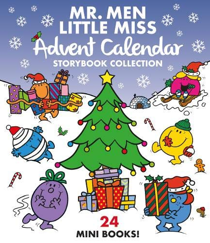 Mr. Men Little Miss Advent Calendar