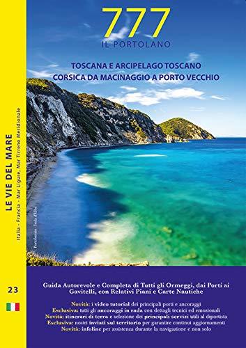 777 Toscana e arcipelago toscano, Corsica da Macinaggio a Porto Vecchio