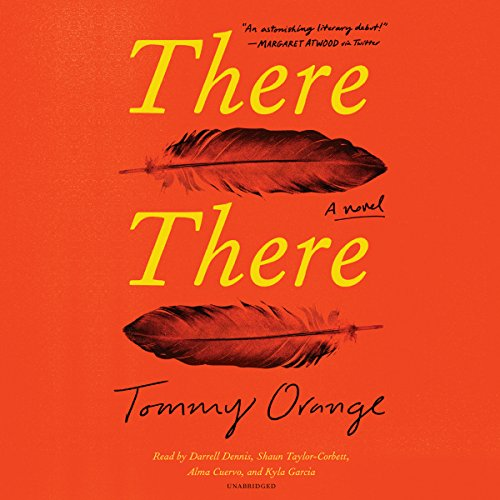 There There audiobook cover art