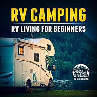 RV Camping: RV Living for Beginners cover art
