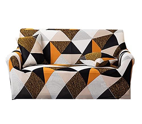 OOFAYWFD Sofa Slipcovers orativas para Sofás Funda De Sofa Brazos 1/2/3 Cubierta para Sofá Funda De Clic-Clac EláStica Funda Sofá Cama Reposabrazos Plegable para Sofá Plegable Brazos 。