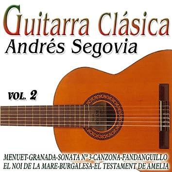 Guirtarra Clasica Vol.2