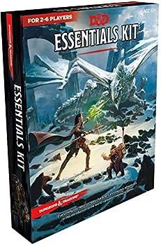 Dungeons & Dragons Essentials Kit  D&D Boxed Set