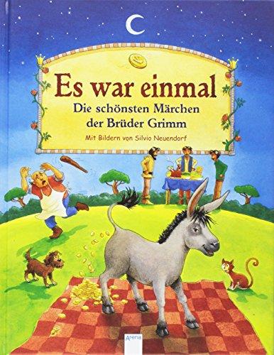 Es war einmal: Die schönsten Märchen der Brüder Grimm (Edition Bücherbär)