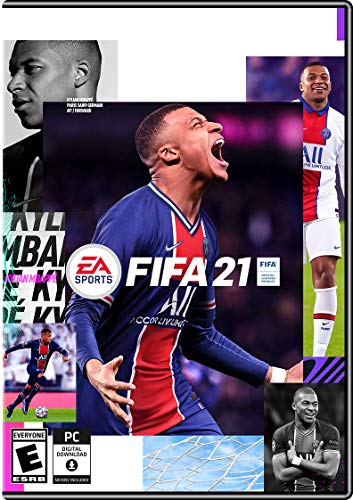 FIFA 21: Standard - PC [Online Game Code]