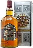 Chivas Regal 12 años Whisky Escocés de Mezcla - 2 L