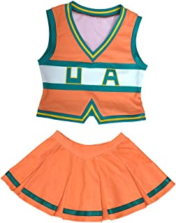 ua cheer uniforms bnha