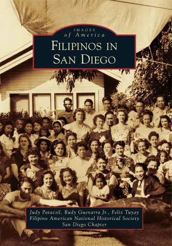 Filipinos in San Diego (Images of America)