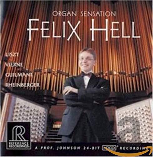 Organ Sensation Felix Hell