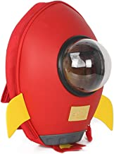 Supercute Kids Rocket Backpack Is Suitable for 1 to 6 Years Old Boys And Girls, The Outdoor Backpack Is Waterproof