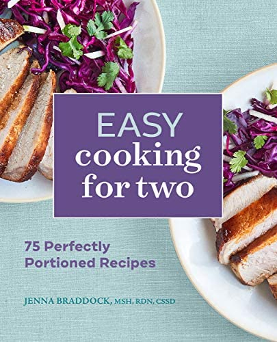 Easy Cooking for Two 75 Perfectly Portioned Recipes product image
