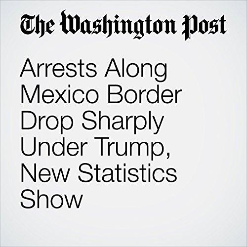 Arrests Along Mexico Border Drop Sharply Under Trump, New Statistics Show copertina