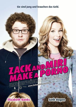 Zack and Miri Make a Porno (Verleih-DVD)
