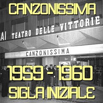 "Sigla iniziale (Da ""Canzonissima 1959-60"")"