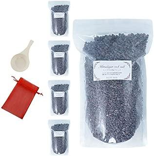 ヒマラヤ 岩塩 ブラック グレイン 粒タイプ 業務用 原料 (1kg5袋)