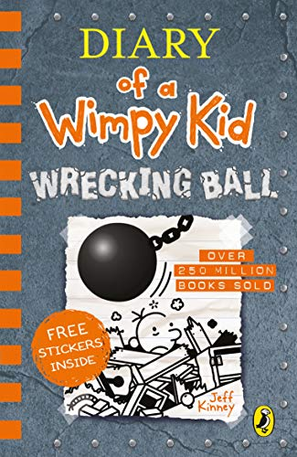 Diary Of A Wimpy Kid. Wrecking Ball - Volumen 14