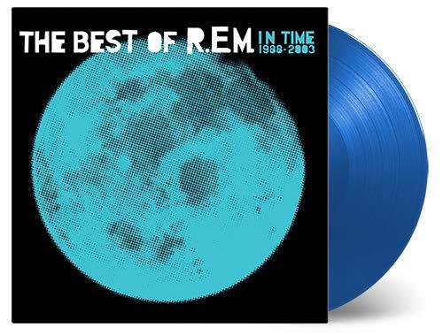 In Time The Best (Blu Vinyl)