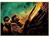 LAIDAO Canvas Poster Mad Max Movie Vintage Posters for Home