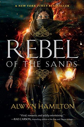Rebel of the Sands: 1