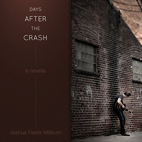 Days After the Crash audiobook cover art