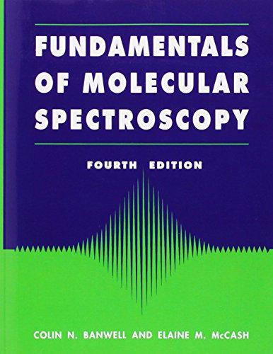 Banwell, C: Fundamentals for Molecular Spectroscopy