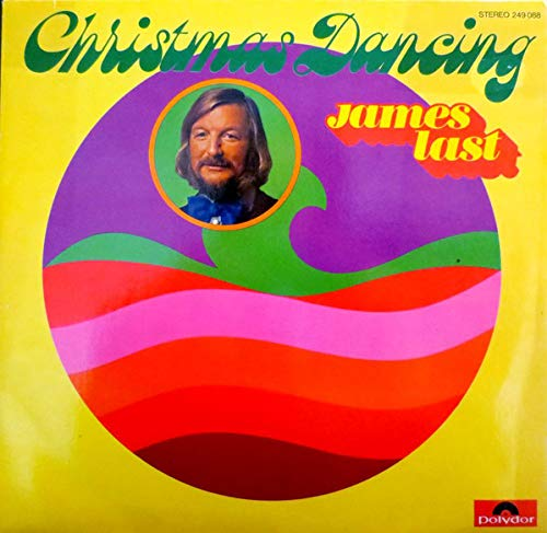 James Last - Christmas Dancing - Polydor - 249 088