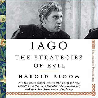 Iago audiobook cover art