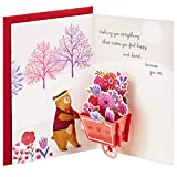 Hallmark Paper Wonder Pop Up Valentines Day Card for Anyone (Beary...