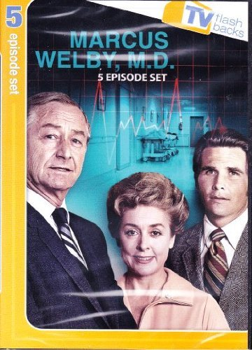 Marcus Welby, M.D. (5 Episode Set)
