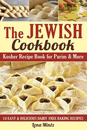 Kosher Recipe Book for Purim & More: The Jewish Cookbook. 10