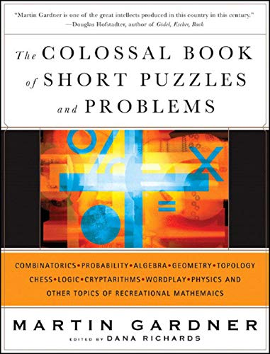 Image OfThe Colossal Book Of Short Puzzles And Problems