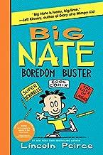 مطبوع عليه عبارة Big nate لمحات الملل buster (مطبوع عليه عبارة Big nate كتاب أنشطة)