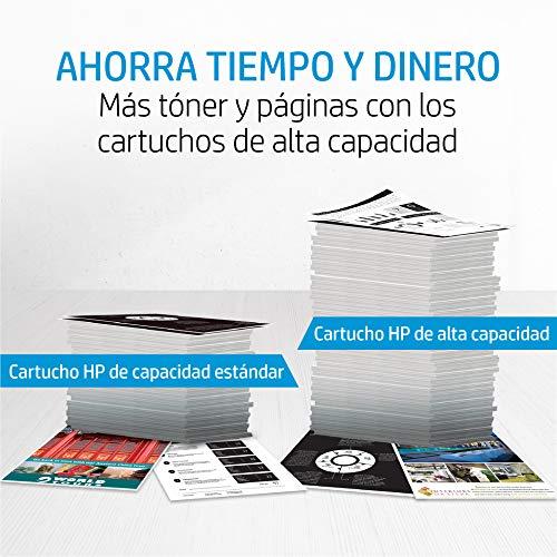 HP 307XL 3YM64AE Negro, Cartucho de Alta Capacidad Original, de 400 páginas, para impresoras HP Envy serie 6000 y 6400