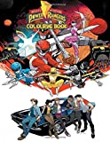 Power Rangers Colouring Book: Colouring Book for Power Rangers Fans