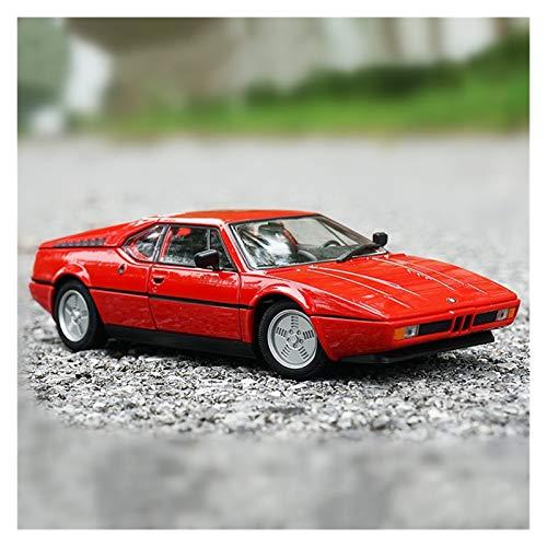 1:24 para B-M-W M1 X5 Vehículo Todoterreno Coche Deportivo Simulación Modelo De Coche De Aleación Artesanía Decoración Colección Herramientas De Juguete Regalo Coche de Juguete
