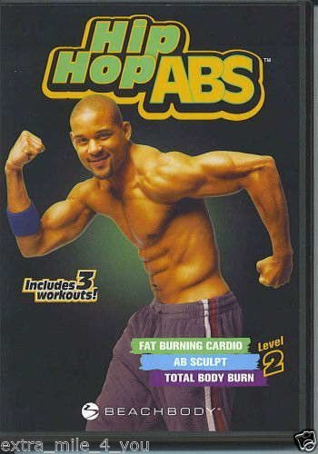 Shaun T's Hip Hop Abs: Level 2 3 Full Work Outs