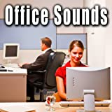Office Ambience with Computer and Printer Noise, Phones & Ventilation Hum