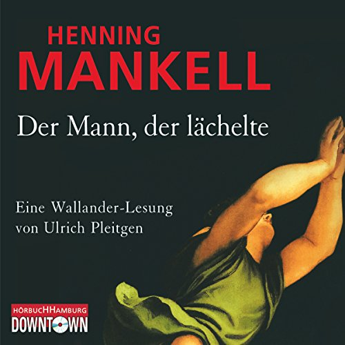 Der Mann, der lächelte audiobook cover art