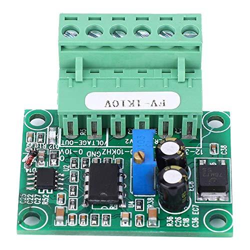 Frequenz-Spannungs-Wandler-Modul, 0-1 kHz bis 0~10 V Frequenz-Spannungs-Wandler-Modul, FV-1 kHz 10 V Digital-Analog-Wechselrichtermodul.