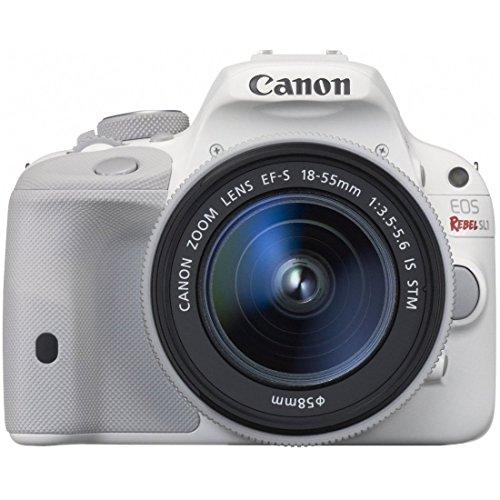 Canon EOS Rebel SL1 Digital SLR with 18-55mm STM...